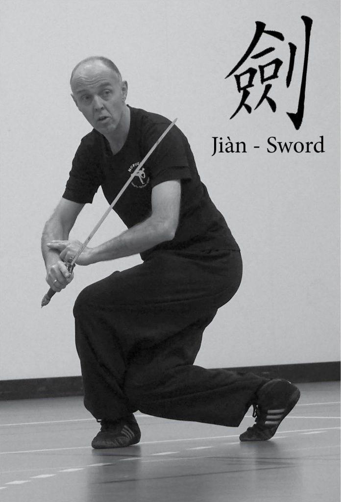 Sword - Jian croped